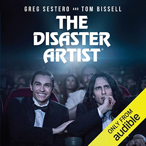 The Disaster Artist audiobook cover art