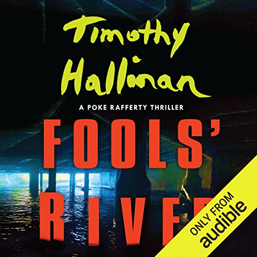 Fools' River audiobook cover art