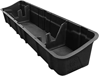 Tyger Auto Underseat Storage Box TG-CB5F2228 for 2015-2019 Ford F150 Crew Cab | Black Textured Rear Under Seat Organizer Cargo Box