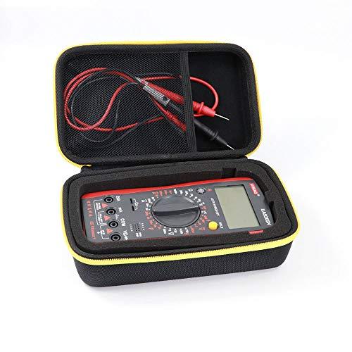Carplink Fluke Koffer für Fluke 117 / F115 / F116, Carplink Fluke Case für F15B+/ F17B+ / F18B+ Fluke Multimeter, inkl. Netztasche für Zubehör