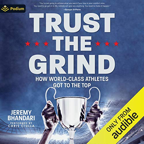 Trust the Grind Audiobook By Jeremy Bhandari cover art