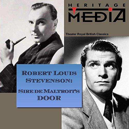 Sire de Maltroit's Door audiobook cover art