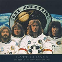 Latter Days: Best of Led Zeppelin, Vol.2 by Led Zeppelin [Music CD]