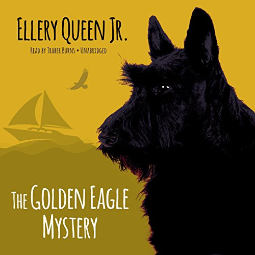 The Golden Eagle Mystery audiobook cover art