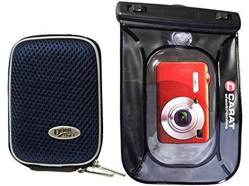 Foto Kamera Tasche Hardbox MEMO M Steel Set mit Unterwasserbeutel bis 6 Meter