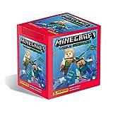Panini Minecraft Aufkleber-Kollektion (50 Packungen), mehrfarbig, 1 Stück