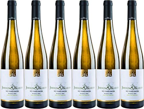 6x Leutesdorf Im Forstberg Riesling 2016 2014 - Weingut Josten & Klein, Mittelrhein - Weißwein