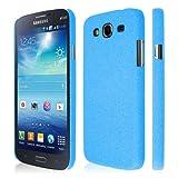 EMPIRE KLIX Slim-Fit Hard Case for Samsung Galaxy Mega 5.8 I9152 / I9150 - Quicksand Light Blue