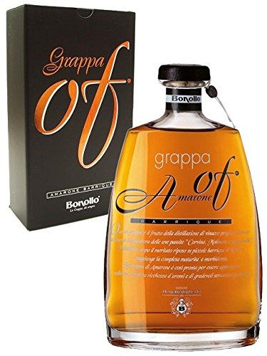Bonollo Grappa of Amarone Barrique 0,7 L