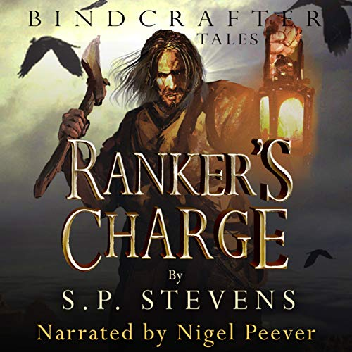 Ranker's Charge audiobook cover art
