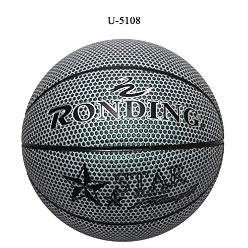 Best Bargain DUTUI Upgraded Version of Luminous Basketball, New Self-Luminous Blue Ball, Size 5 and ...