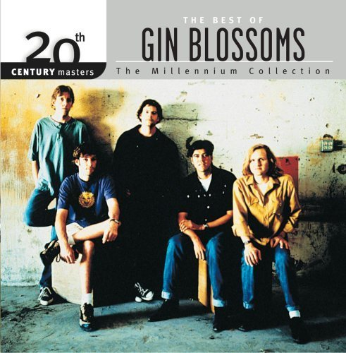 The Best Of Gin Blossoms 20th Century Masters The Millennium Collection by Gin Blossoms (2013) Audio CD
