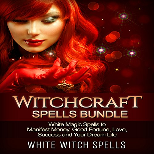 Witchcraft Spells Bundle audiobook cover art