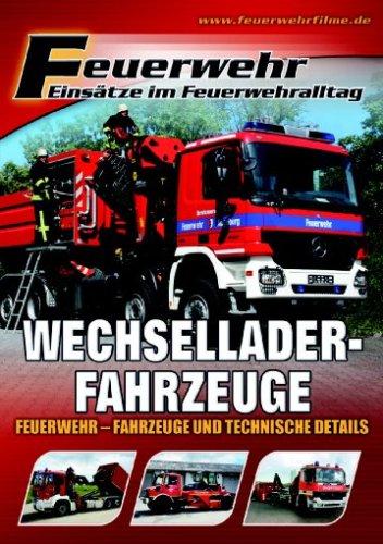 Feuerwehr - Wechselladerfahrzeuge