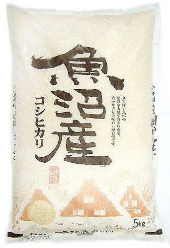 【精米】 長谷川さんの 新潟県 魚沼産 コシヒカリ 10kg (5kgX2) 令和元年