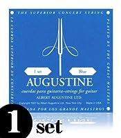 AUGUSTINE ( オーガスチン ) BLUE / ハイテンション ナイロン・クラシック弦