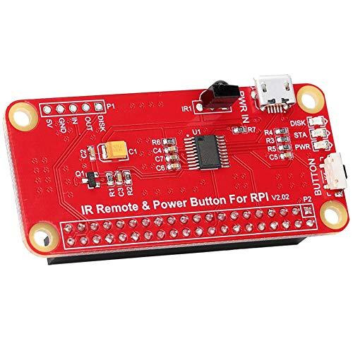 Wendry Remote Switch-module, afstandsbediening met één knop voor het starten en afsluiten van de Raspberry Pi3