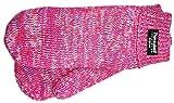 EEM Lilly - Manoplas para mujer con forro térmico Thinsulate, 100% algodón, modernas, cálidas, deportivas Pinkmix 6 1/2 HS