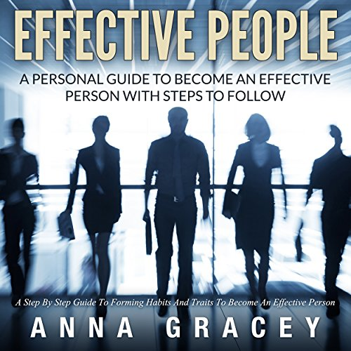 Effective People audiobook cover art