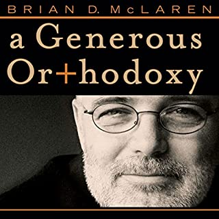 A Generous Orthodoxy cover art