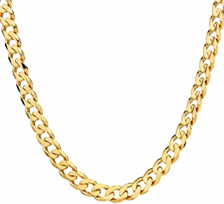 CHOICES Gold Cuban Chain Necklace | Choker Necklace | Gold Necklaces for Women