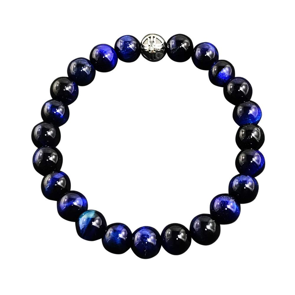 Forziani Natural Lapis Super Special SALE held Lazuli Prosperity – At the price Beaded Bracelet
