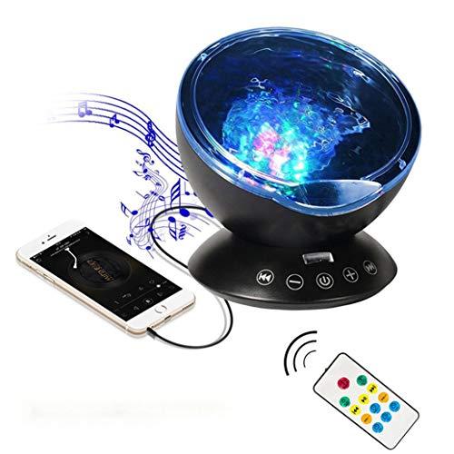 Children's Verlichting Projector Met USB-Afstandsbediening Van De Modieuze Slaapkamer Sterrenhemel Projection LED Night Light Creative Star Projector