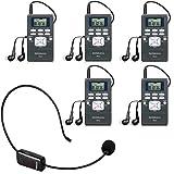 Retekess TR503-PR13 Sistema de Guía Turístico Micrófono I