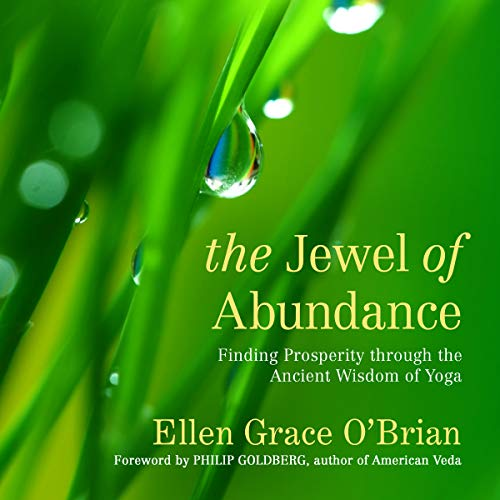 The Jewel of Abundance Audiobook By Ellen Grace O'Brian, Philip Goldberg - foreword cover art