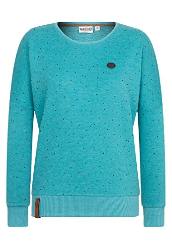 Naketano Damen Sweater Twerk Twerk Twerk Sweater