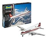 Revell-Douglas Maqueta DC-4 Balair/Iceland Airways, Kit Modello, Escala 1:72 (4947)...
