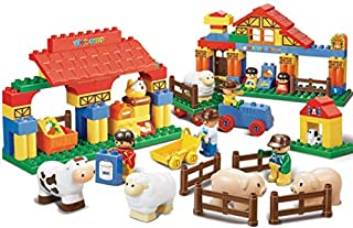 Sluban Happy Farms , 122 Pieces , M38-B6007