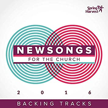 Newsongs For the Church 2016 [Backing Tracks]