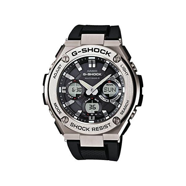 CASIO G-Shock G-Steel GST-W110-1AER 1