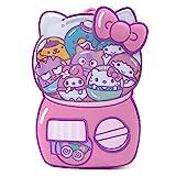 Loungefly x Sanrio Hello Kitty Kawaii Machine Figural Mini Backpack (One Size, Multi)