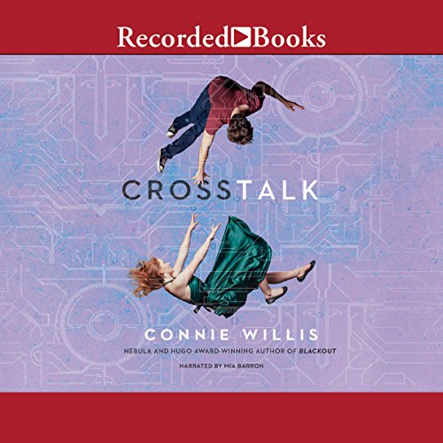 Crosstalk audiobook cover art