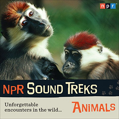 NPR Sound Treks: Animals audiobook cover art