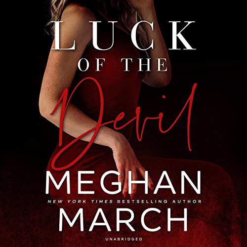 Luck of the Devil audiobook cover art
