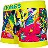 BETONES ビトーンズ メンズ ボクサーパンツ MANA YELLOW ローライズ アンダーウェア 無地 ブランド 男性 下着 誕生日 プレゼント<マナイエロー フリーサイズ>