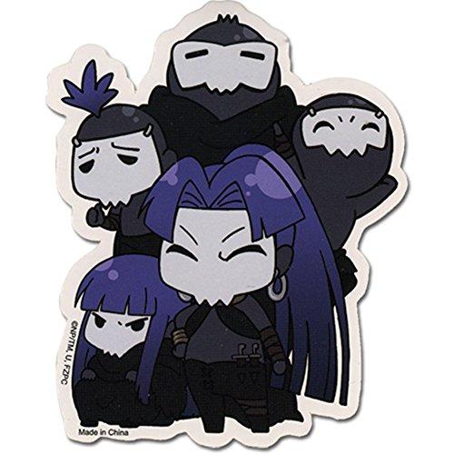 Fate / Zero Assassin Sticker