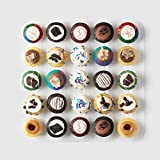Baked by Melissa Cupcakes - Latest & Greatest - Assorted Bite-Size Cupcakes - 12 Flavors Include: Red Velvet, Triple Chocolate, Cookie Dough & More (25 Count)