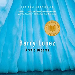 Arctic Dreams audiobook cover art