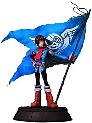 First 4 Figures Sega All Stars  Skies of Arcadia Vyse Statue by Diamond Comic Distributors