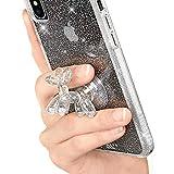 Case-Mate バルーン ドッグ 吸盤式 犬型 スタンド スマホ 汎用 シアークリスタル クリア Stand Ups iPhone 11 / XS/XR/X / 8 / 8 Plus/Galaxy アイフォン ギャラクシー CM037572
