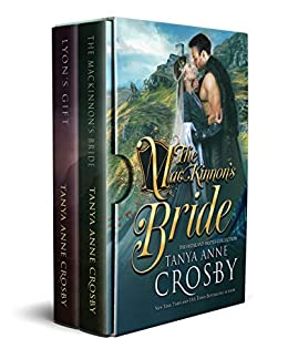The Highland Brides Starter Collection: Books 1 & 2 by [Tanya Anne Crosby]