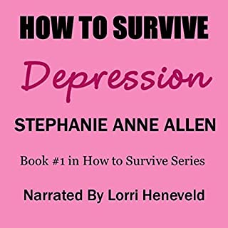 How to Survive Depression audiobook cover art