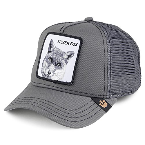 Gorra Trucker Silver Fox de Goorin Bros. - Gris - Ajustable