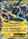 Pokemon - Thundurus-EX (38/116) - Plasma Freeze - Holo
