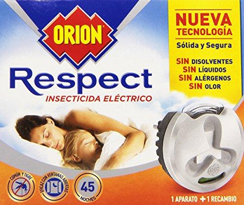 Orion - Respect Insecticida eléctrico - 1 aparato + 1 recambio