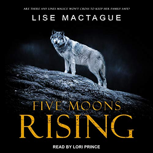 Five Moons Rising cover art